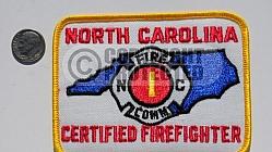 North Carolina Firefighter