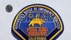 California OES Fire