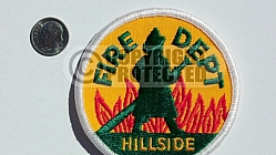 Hillside Fire