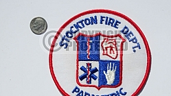 Stockton Fire Paramedic