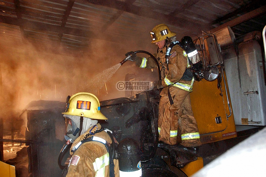 Ellwood Canyon construction company incident