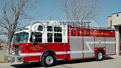 North Richland Hills FD apparatus