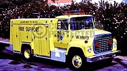 Rural Metro Fire Department / Scottsdale