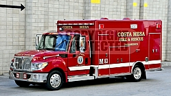 Costa Mesa Fire Department
