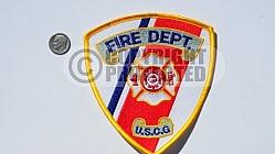 U.S. Coast Guard Fire