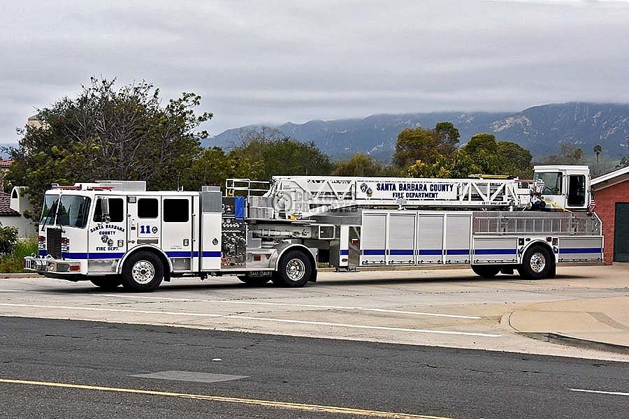 Santa Barbara County Fire