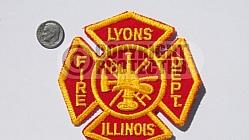 Lyons Fire