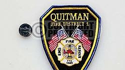 Quitman Fire
