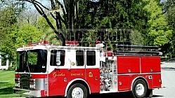 Greenbrier Hotel Fire Department