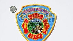 Truckee Fire
