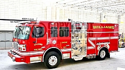 Williams Fire Department