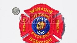 Wanaque Fire