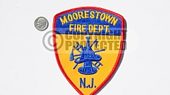 Moorestown Fire