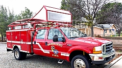 San Diego COUNTY Fire Department