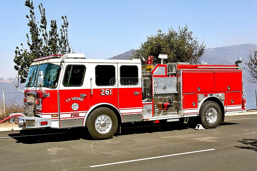 LaVerne Fire Department
