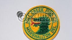 Marshallton-Mill Creek Fire