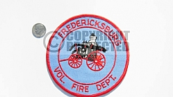 Fredericksburg Fire
