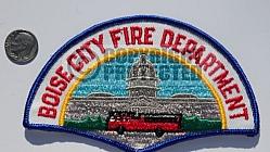 Boise Fire