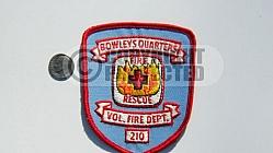 Bowleys Quarters Fire