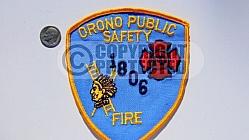 Orono DPS Fire