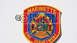 Marinette Fire