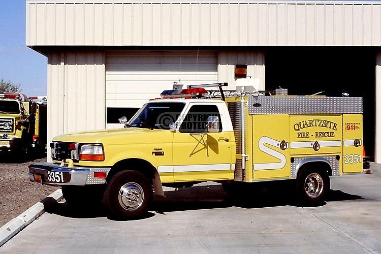 Quartzsite Fire Department