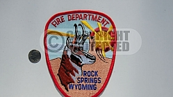 Rock Springs Fire