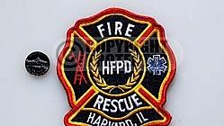 Harvard Fire