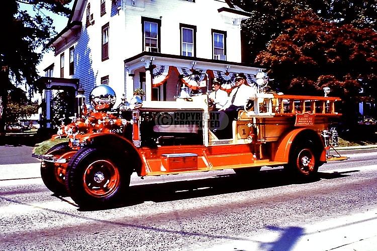 Lambertville fire Department