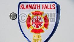 Klamath Falls Fire