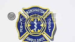 Kensington Fire