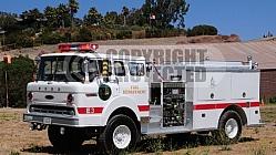 Hollister Ranch Fire
