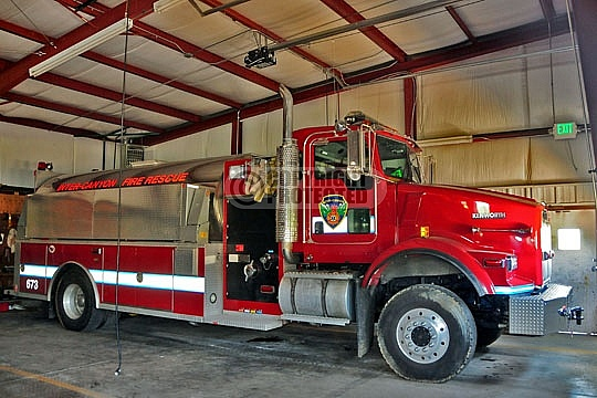 Inter Canyon Fire Department