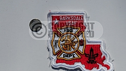 Barksdale AFB Fire