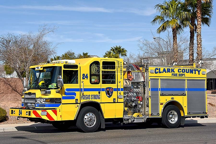 Clark County Fire Department