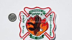 Cook Hill-Wallingford Fire