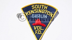 Berlin-South Kensington Fire