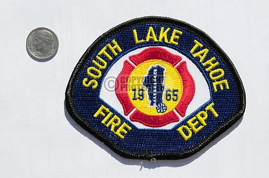 South Lake Tahoe Fire