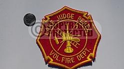 Lake Judge Perez Fire