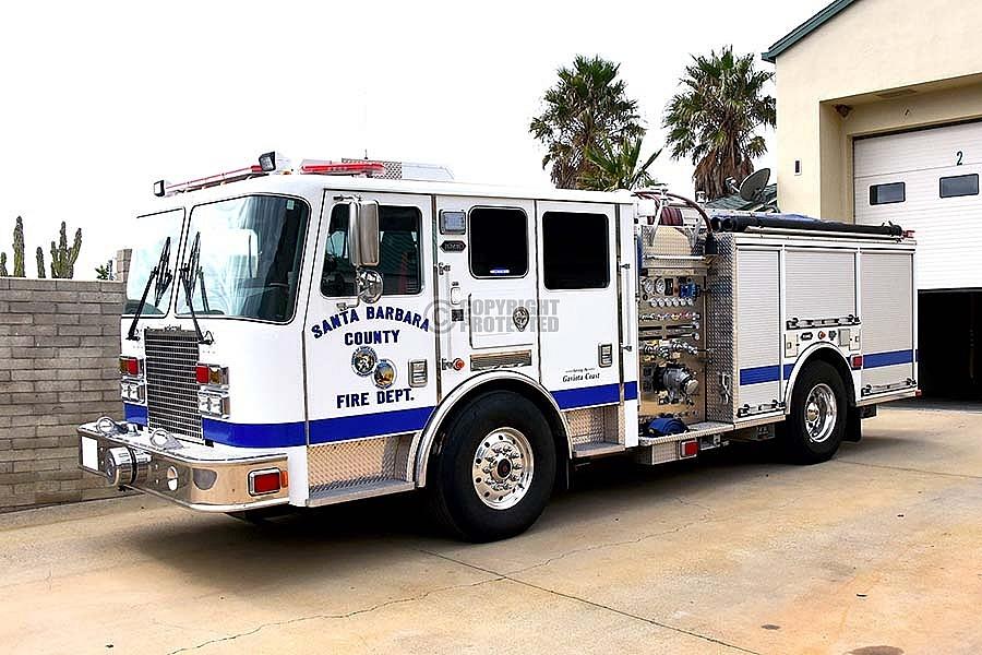 Santa Barbara County Fire Department