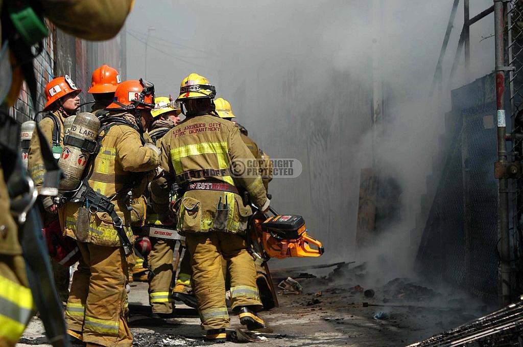 3.21.2004 Trinity Incident