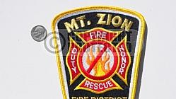 Mt. Zion Fire