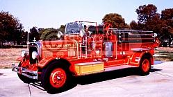LAFD Engines