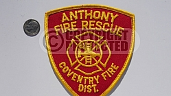 Anthony Fire