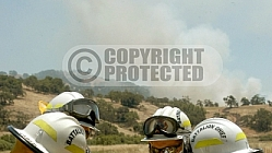 6.22.2005 Santa Clara Co. wildland training