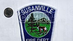 Susanville Fire