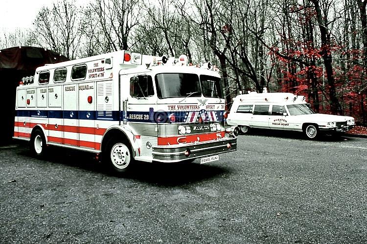 Wheaton Rescue Squad