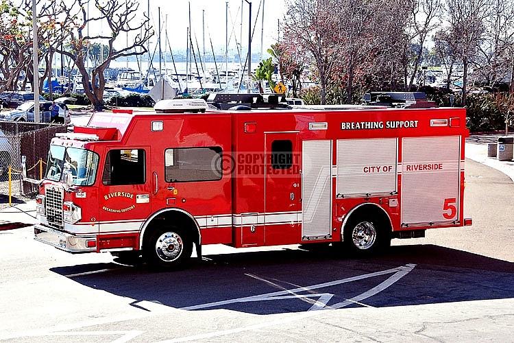 Riverside City Fire Department