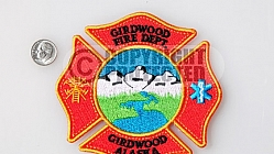 Girdwood Fire