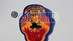 Crawfordsville Fire